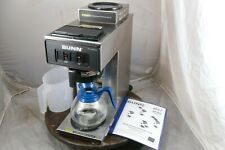 Bunn Vp17 12 Cup Pour Over Coffee Brewer Maker 133000002 Sn Vp17200324