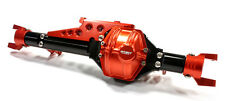 C25331RED Integy Billet T5 Front Axle Conversion Kit for Axial 1/10 Wraith