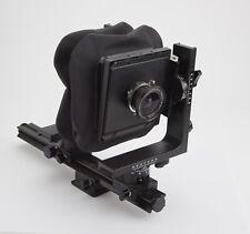 Horseman LD view camera for Canon EOS digital cameras