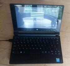 Lenovo Flex 10, Win 10- Intel N2840- 4GB RAM- 300GB HDD- Pristine. Little use.