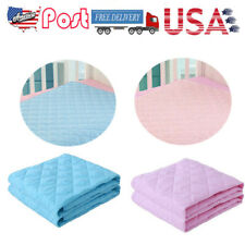 Waterproof Baby Infant Diaper Nappy Urine Mat Kids Bedding Changing Cover Pad