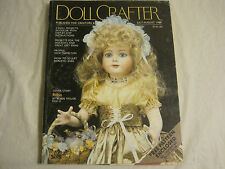 Doll Crafter Magazine July/August 1988~LBDLP