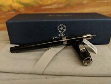 Montegrappa UEFA Champions League UCL Trophy Black B Fountain Pen, SALE 45% OFF!