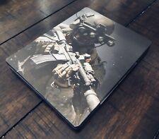 Call Of Duty Modern Warfare PS4 Dark Edition Steelbook Case (No Game) Collectors