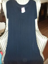 NWT FRESH PRODUCE ISLAND SAVVY DRESS IN SOUTH BEACH BLUE.. FLATTERING STYLE. (S)