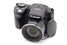 Canon PowerShot SX500 IS 16.0 MP Digital Camera - Black