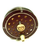 Vintage SOUTH BEND FINALIST 1144 FLY FISHING REEL, Good Working Condition