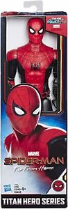 Official Marvel Spiderman Far From Home Titan Hero Figure Gift Toy Kids Avengers