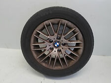 99-03 OEM BMW E39 16 in Inch Wheel Tire Rim 6751762