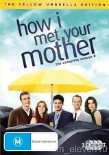 HOW I MET YOUR MOTHER : SEASON 8 : NEW DVD