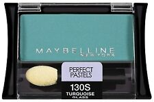 Maybelline Expert Wear Eyeshadow Single Perfect Pastels 130S Turquoise Glass