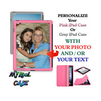 Custom iPad SMART Case Cover Personalized with Your Photo for iPad 1 2 3 4 Gen