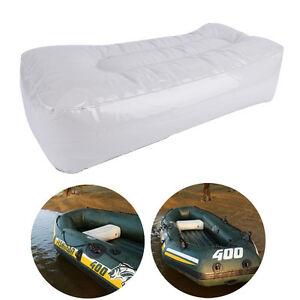 Inflatable Air Seat Portable Cushion for Inflatable Boat Outdoor Camping Sea_JO