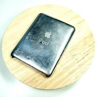 Apple iPod Nano 3rd Gen (8GB) Silver Rear Plate Back Cover Part Replacement