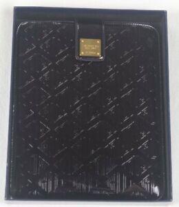 Ralph Lauren Black I Pad Tablet Media Case Gift Box Gillespie NWT