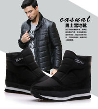"""New Men""""s Winter Snow Warm Waterproof Boots Shoes Ankle Boots"""