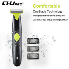 One Blade Hair Shaver Electric Hair Clipper Shaving Machine Hair Cutter Razor