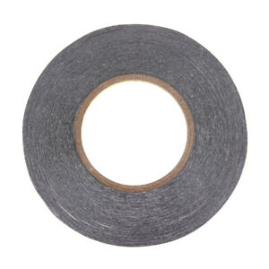 2mm 3mm 5mm Scotch 3M Double Sided Tape Sticky black for Mobile Phone LCD P