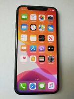 Apple iPhone X - 256GB - Black (AT&T LOCKED) A1901 (GSM) USED