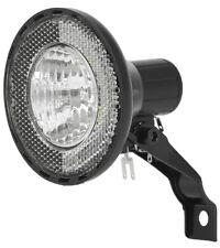 FUXON LOOP Scheinwerfer Fahrradlampe Halogen Nabendynamo mit Schalter/Halter