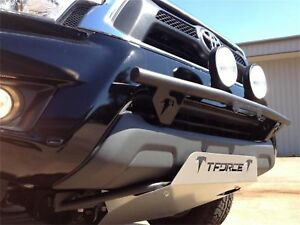 N-FAB Light Bar Light Tabs Textured Black For 12-15 Toyota Tacoma T124LB-TX