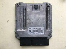 2014 VW GOLF VII 1.6 TDI ECU CONTROL UNIT 04L907309B 0281018510