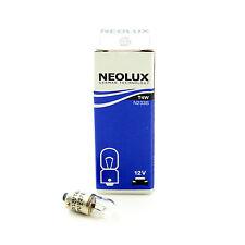 1x Genuine Neolux BA9S (T4W 233) 12v 4w Clear Bulb [N233S]
