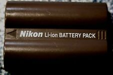 Genuine Nikon EN-EL3 fits Nikon DSLRs: D50, 70, 70s, 80, 90, 100, 200, 300, 700