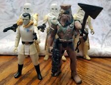 Star Wars Hasbro Lot (Loose) - Expanded Universe Grand Admiral Thrawn, Chewbacca