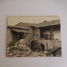Photographie argentique noir & blanc original sur bois XXe art déco PN France