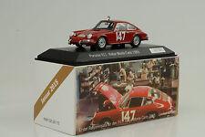 1965 Porsche 911 Rallye Monte Carlo #147 1. utilisation 1:43 Spark Musée