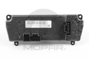 Mopar 55111949AF Control Switch A/C and Heater