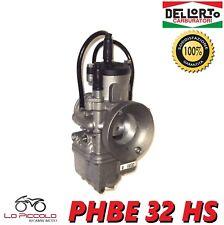 Carburateur Dell'orto Dellorto PHBE 32 HS pour les moteurs 125 2 temps Kart