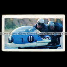 ★ PAPE & KALLENBERG (SIDE-CAR BMW) ★ Moto Sprint Candy Gum Chromos Cards #98