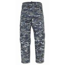GI Navy NWU Goretex Trousers - Navy Digital Foul Weather Pants Size 2X-Reg