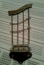 Vintage 1950s Harmony or Hofner 6 string guitar tailpiece nickle NOS fits Gibson
