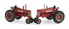 1/64 ERTL CASE IH FARMALL 350 & 450 60TH ANNV SET