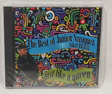 The Best of Junior Vasquez aka Ellis D Just Like a Queen 1995 NEW