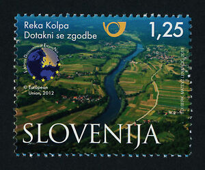 Slovenia 974 MNH Kolpa Valley