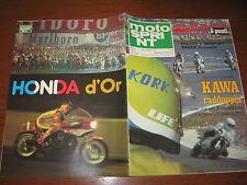 MOTOSPRINT 1978/38 PROVA HONDA 125 ENDURANCE