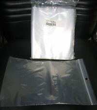 100 Pochettes Pochons Sachets plastique fermeture Zip 100 x 150 mm