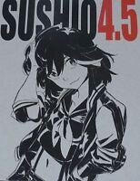 SUSHIO Kill la Kill Animation rough art book SUHIO4.5