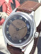 Rare Military Pilot Aviator  Invicta cal. AS1130 Superb Collectors watch