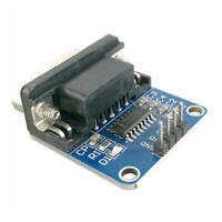 DB9 Connector MAX232 New 1x MAX3232 RS232 to TTL Serial Port Converter Module