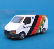 Rietze H0 FORD Transit Kasten Ford Service Deutschland SoMo OVP HO 1:87 box