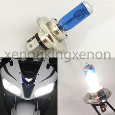 H4/9003-HB2 White (1 Piece) 60/55 W Hi/Lo Halogen Headlight Lamp Bulb #c9 Yamaha