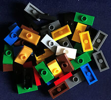LEGO Tile 3794 1 x 2 wt Stud, 50 pack of multiple colours