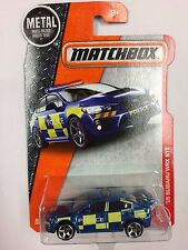Matchbox 2014 Subaru Impreza WRX Police Car #93 (T111)