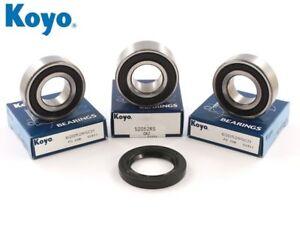 KOYO Rear Wheel Bearings & Seals Kit for KTM 660 RALLYE 2001 - 2005