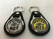 DODGE SUPER BEE KEYCHAIN 2 PACK mix